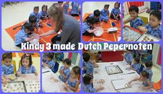 students make Dutch Pepernoten The Real World, Dutch, Kindergarten, Encouragement, Students, Baseball Cards, Learning, School, Children