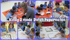 K3 students make Dutch Pepernoten