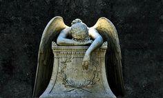 Cementerio Protestante, Roma, Italia.