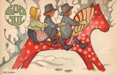 dala-horse-swedish-christmas-illustration-by-aina-stenberg-masolle