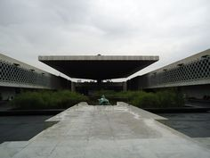 Instituto Nacional de Antropologia e Historia in Mexico City