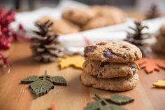 Dinkel Haferflocken Cookies