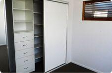 Sliding Door Wardrobe Wardrobe Shelving, Diy Wardrobe, Latest Wardrobe Designs, Tall Cabinet Storage, Locker Storage, Wardrobe Solutions, Modular Shelving, 21 Things