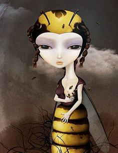 Queen Bee - anyone know who this is by so I can credit them?