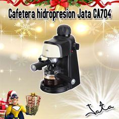Cafetera hidropresion Jata CA704