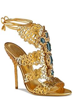 GOLD HEEL ♥