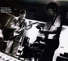Thom and Jonny