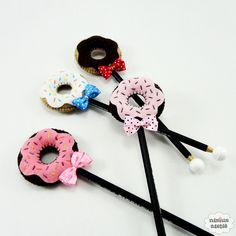 donuts feltro - Pesquisa Google