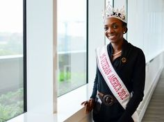 Ms. Veteran America Denyse Gordon Uses Title To Talk About Sexual Violence