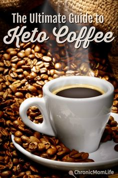 The Ultimate Guide to Keto Coffee! How this Coffee boosts your metabolism! The Ultimate Guide to Keto Coffee! How this Coffee boosts your metabolism! Gourmet Recipes, Diet Recipes, Healthy Recipes, Vitamix Recipes, Healthy Meals, How To Make Coffee, Making Coffee, Diet Plan Menu, Keto For Beginners