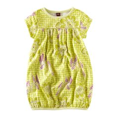 Adorable and comfortable playdress for your baby girl! Starling Batik Playdress - @Tea Collection $19.50