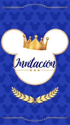 Desliza 👉 invitación Digital de Príncipe Para Enviar por Celular. #whatsApp #invitación #somosMotta Baby Shower, Mini, Party, Roman, Poster, Ideas, Invitation Ideas, Fiesta Mickey, Invitations