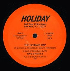 Funk-Disco-Soul-Groove-Rap: Nice & Nasty 3 - The Ultimate Rap