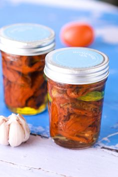 Homemade Dried Tomatoes