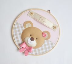 Claire, Machine Embroidery, Patches, Teddy Bear, Decorating, Baby, Crafts, Animals, Inspiration
