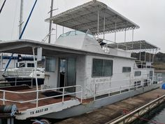 Used 1977 Stardust Houseboat, Canyon Lake, Tx - 78133 - BoatTrader.com