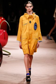 Undercover - Spring 2015 Ready-to-Wear