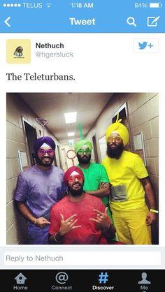 lol the teleturbans