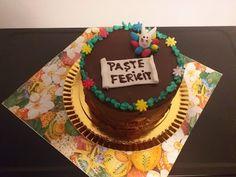 Tort si prajituri Andrea  : Paste fericit Birthday Cake, Desserts, Food, Birthday Cakes, Postres, Deserts, Hoods, Meals, Dessert