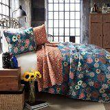 Lush Decor Brady 3 piece Quilt : All Bedding