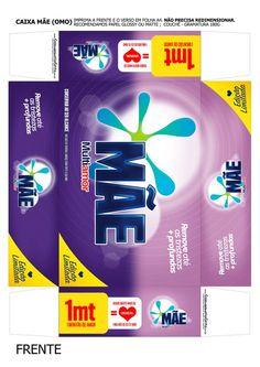 Uau! Veja o que temos para Caixa Mãe Omo 4 - parte de cima Presents For Mom, Free Gifts, Diy And Crafts, Decoupage, Diy Projects, Packaging, Valentino, Templates, Scrapbook