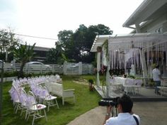 Decorations  ~ By: Elegant Scent http://www.wedding.com.my/category-florist-and-decorations/7