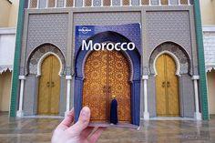 #Morocco, foto di @The kids bag