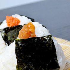 Recipe: Onigiri (Japanese rice balls) - Pickled Plum