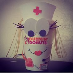 In neeDD of some care from this cup nurse? Congrats to one of our #dresseDD winners!
