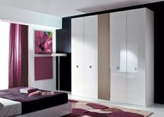 24+modern+furniture+Wardrobe+Ideas+glossy+surface.jpg (600×429)