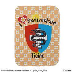 Ticino Schweiz Suisse Svizzera Svizra Spuckduch Baby Spucktuch