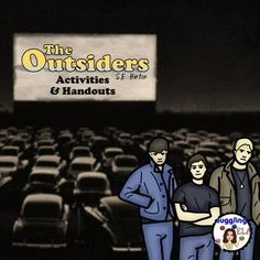 In this packet there are assorted activities and handouts for the novel The Outsiders by S.E. Hinton. There are 63 pages total.