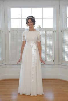 Epoch by Modest Couture, Modest Wedding Dresses