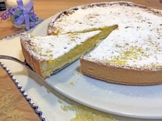 Spoon Bread, Sugar Spoon, Cakes For Women, Sweet Cakes, Italian Recipes, Tart, French Toast, Cheesecake, Food And Drink