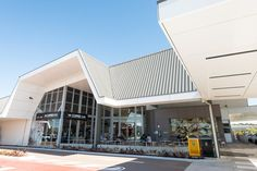 Beyond petrol pumps and fast food: BNE Service Centre by ThomsonAdsett   Architecture And Design