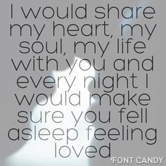 Five things I would do if I had you #love #unrequited love #quotes