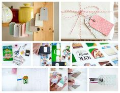 Gift Tags | 31 Things You Can Make Out Of Cereal Boxes