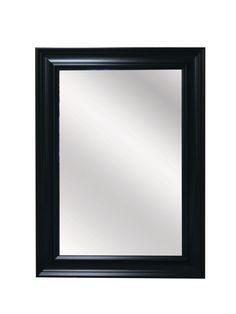 LUCCA Speil Lucca, Mirror, Furniture, Black, Home Decor, Black People, Interior Design, Home Interior Design, Arredamento