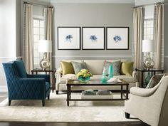 coffee table | Mayford Martin Almada Living Room | Bernhardt