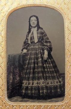 Unidentified image. via Faces of the Victorian Era. | In the Swan's Shadow