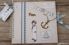 Album Scrapbook, All Paper, Paper Design, Stationery, Notebook, Paper Crafts, Blog, Communion, Ideas Para