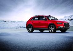 2013 Audi Q3 TFSI about $55k Fuel rating 7.7 Height 1590mm
