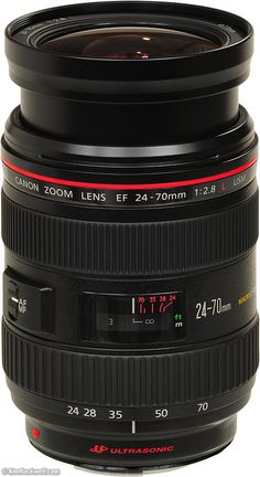 Canon 24-70mm f/2.8 L: My mid-range zoom lens. I use mostly in studio & for weddings.