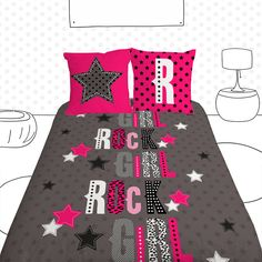 1000 images about collection luphique pour ado for teens on pinterest quilt cover young. Black Bedroom Furniture Sets. Home Design Ideas