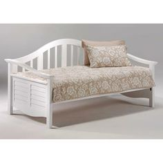 Seagull White Daybed by Night and Day Furniture | Daybeds
