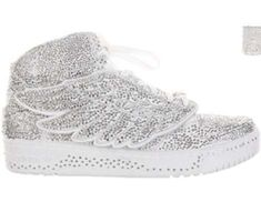 f0a9101730872 Giant Crystal Spiders. Adidas Wing ShoesSneakers NikeJeremy Scott ...