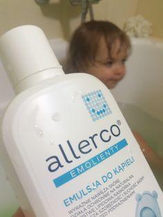 Lubimy kąpiel z #Allerco #DbaODelikatnaSkore #Od1dniaZycia #AllercoEmolienty