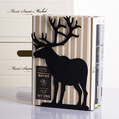 1 Pair Fashion Cute Metal Bookends Book Holder High Quality Desk Accessories Organizer Bookstand Office School Home
