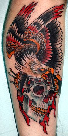 Tattoos by Stefan Johnsson