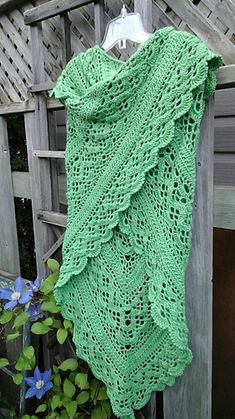 This shawl design is dedicated to the memory of Klaziena McKinlay Swanson (nee Greve) — beloved mother of Sharon Hill of the Southside Sweeties Crochet Group, Beenleigh Bowls Club. Crochet Shawl Diagram, Crochet Cowl Free Pattern, Crochet Poncho Patterns, Crochet Shawls And Wraps, Shawl Patterns, Knitted Shawls, Crochet Scarves, Crochet Clothes, Crochet Hats